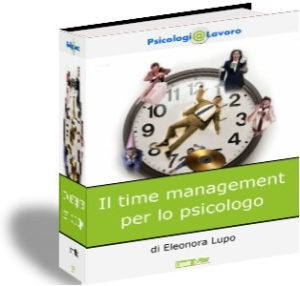 Il Time Management per lo Psicologo